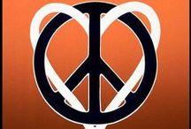 Give Peace a Chance / by Nancy Lake