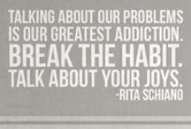Quotes & Inspiration / by Jillian Kosmorsky