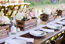 TABLESCAPES / by Tasya {My House and Home}