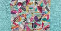 Quiltytherapy Handmade Quilts & Items / Handmade quilts and items created by quiltytherapy.  Mostly #modernquilts #scrapquilts and #solidsquilt