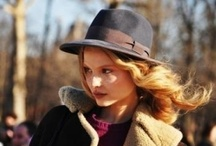 Fall Fashion Hats / Best hats for fall fashion and the accessories that love them. / by Kate Reese