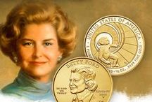 First Spouse Coins / by United States Mint