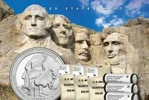 2013- America The Beautiful Quarters® Program / by United States Mint