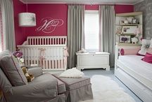 Baby Girl's Nursery / by Betsy Treece