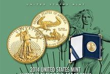 American Eagle Coins / by United States Mint