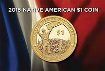 Native American $1 Coin / by United States Mint