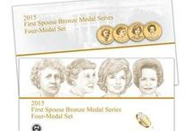 First Spouse Medals