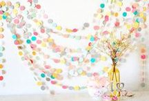 Bunting Inspiration / by Taylor Made Creates