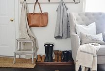 ENTRYWAYS / by Tasya {My House and Home}