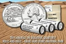 2014 America The Beautiful Quarters® Program / by United States Mint
