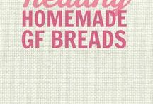 RECIPES: Healthy Homemade Breads and Crackers / All of these recipes are healthy and gluten free with many recipes also suitable for a wide variety of diets and food needs, including paleo, grain free, vegan, gluten free, low fat, low carb, sugar free, diabetic, nut free and soy free recipes that all taste even better than the original!
