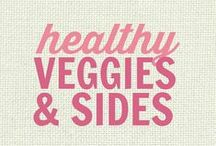 RECIPES: Vegetables and Healthy Side Dishes / All of these recipes are healthy and gluten free with many recipes also suitable for a wide variety of diets and food needs, including paleo, grain free, vegan, gluten free, low fat, low carb, sugar free, diabetic, nut free and soy free recipes that all taste even better than the original!