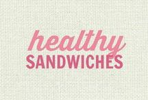 RECIPES: Healthy Sandwiches / All of these recipes are healthy and gluten free with many recipes also suitable for a wide variety of diets and food needs, including paleo, grain free, vegan, gluten free, low fat, low carb, sugar free, diabetic, nut free and soy free recipes that all taste even better than the original!