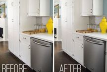 Home Ideas :: Kitchen / by Betsy Treece