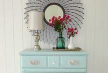 DIY - Painting Laminate Furniture / by Jennifer Lynn