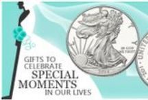 Wedding Gift Ideas / Gifts to celebrate the special moments in our lives / by United States Mint