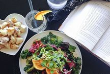 Vegan foods / Healthy eating / by Brandy Labranche