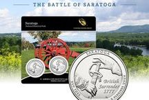 2015 America the Beautiful Quarters® Program / 2015 America the Beautiful Quarters® coin designs honor Homestead National Monument of America (Neb.), Kisatchie National Forest (La.), Blue Ridge Parkway (N.C.), Bombay Hook National Wildlife Refuge (Del.), and Saratoga National Historical Park (N.Y.). / by United States Mint