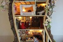 Dollhouses and Minatures