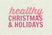 RECIPES: Healthy Christmas and Holiday Favourites / Healthy Holiday Recipes from www.southerninlaw.com - There's Christmas Recipes, Thanksgiving Recipes, Easter Recipes and more!   All of these recipes are healthy and gluten free with many recipes also suitable for a wide variety of diets and food needs, including paleo, grain free, vegan, gluten free, low fat, low carb, sugar free, diabetic, nut free and soy free recipes that all taste even better than the original!