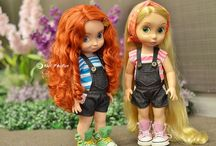 Disney Animator Collection Doll Clothes
