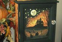 Decorative Painting- Halloween