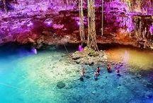 Caverns and Icebergs