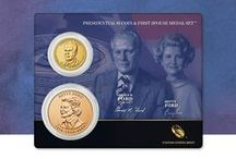 2016 Presidential $1 Coins / by United States Mint