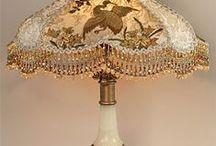 Art Noveau Lamps