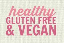 Healthy Gluten Free Vegan Recipes / Healthy Gluten Free and Vegan Recipes from www.southerninlaw.com - All of these recipes are healthy, vegan and gluten free with many recipes also suitable for a wide variety of diets and food needs, including paleo, grain free, low fat, low carb, sugar free, diabetic, nut free and soy free recipes that all taste even better than the original!
