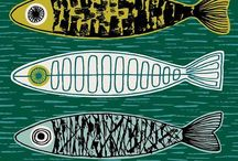 Fish and Mermaids / by DeAnna McNeill