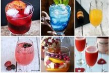 Cocktails + Mixed Drinks / Make your favorite cocktail or mixed drink at home.  / by Carries Experimental Kitchen