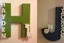 Decor Ideas / Ideas for our home