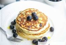 Breakfast Recipes / They say the best meal of the day is breakfast. Here are some recipes to get your morning started!
