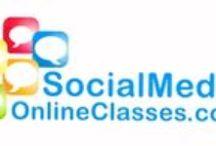 Social Media Classes / http://socialmediaonlineclasses.com World's Largest Selection of 24/7 Classes on Facebook, Pinterest, LinkedIn, Twitter, and more.  Follow us on Pinterest: http://www.pinterest.com/smonlineclass/