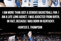 {HerKentucky} Go Cats! / For the Kentucky Wildcat fan. / by HerKentucky