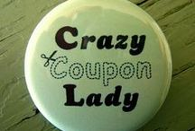 Coupon Crazy / by Wendy Galloway