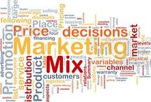 Marketing Mix / by Wendy Galloway