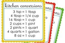Kitchen Tips / by Jamie Kemp