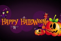 Happy Halloween / by Wendy Galloway
