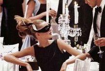 Theme: A Black & White Affair / This is our inspiration for a Black & White Wedding Theme |  www.eventrics.com / by Eventrics Weddings