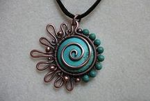 Jewelry beads and wirework / by Kathlene Rushing