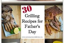 Holidays: Mother's + Father's Day / Recipes that will make your Mother's Day or Father's Day celebration a hit!  / by Carries Experimental Kitchen