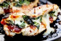 Chicken + Turkey / Need some dinner inspiration? Everyone is always looking for new ways to make chicken. Find the latest and greatest chicken and turkey recipes here.  / by Carries Experimental Kitchen