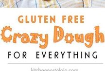 Gluten Free / Whether you suffer from Celiac disease or just want to reduce the gluten in your diet, this board is for you.  / by Carries Experimental Kitchen