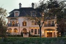 Dream Homes / by Micole McCarthy Fuller