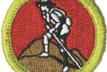 Scouting Heritage Merit Badge- BSA / by Tina Kugler