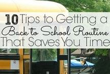 Back to School Ideas-Kids / Everything your K-12 child will need to make this school year a success.