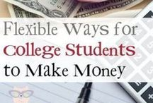 Back to School Ideas-College / Everything your college student will need to make this school year a success.