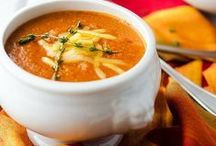 Soup Recipes / Hearty soup recipes to warm your soul any time of the year.